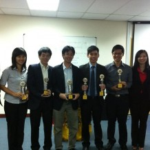 TTDI LOL Humorous and Speech Evaluation Contest ~ 2011/2012
