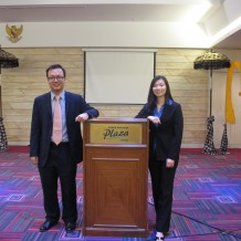 BALI, INDONESIA – 2nd District 87 Semi Convention & Advanced Communicators Meeting
