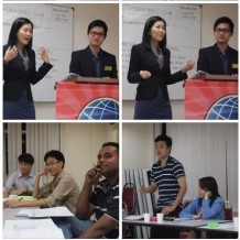 17 OCTOBER 2012 – TTDI TOASTMASTERS MEETING – COLLABORATION AND TEAMWORK