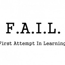 TTDI Toastmasters – 17th Feb 2016 meeting #370 – F A I L = First Attempt In Learning